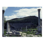 Ruinas centroamericanas tarjetas postales