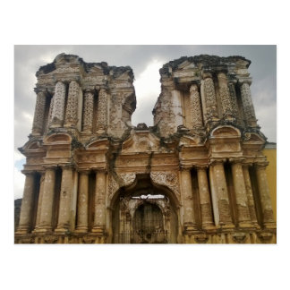 Ruinas de Antigua Guatemala Postal