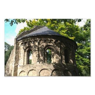 Ruinas de Barbarossa, Nimega Fotografía