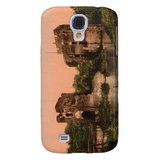 Ruinas de Brederode, Haarlem, Países Bajos Funda Para Galaxy S4