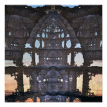 Ruinas de Catherdral Posters
