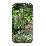 Ruinas de hadas Case-Mate iPhone 4 carcasas