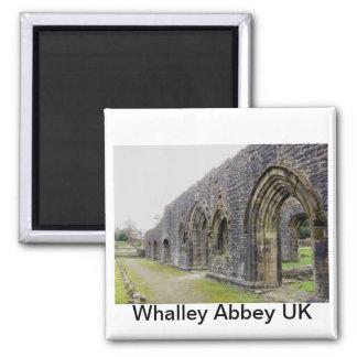 Ruinas de la abadía imán de frigorifico