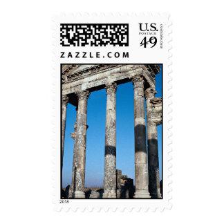 Ruinas de la ciudad importante, Apamea, Siria Sellos