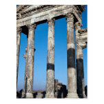 Ruinas de la ciudad importante, Apamea, Siria Postal