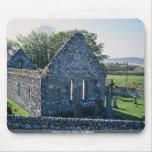 Ruinas de la iglesia, Islay, Escocia Alfombrilla De Raton