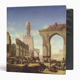 Ruinas de la mezquita del EL Haken del califa