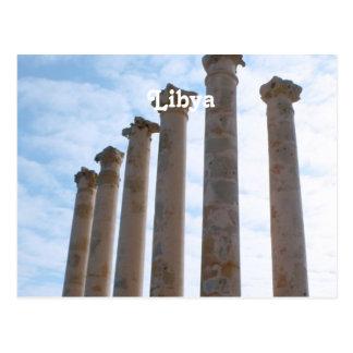 Ruinas de Libia Postal