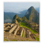 Ruinas de Machu Picchu Posters