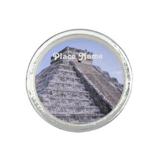 Ruinas de México Anillos
