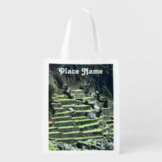 Ruinas de Perú Bolsas De La Compra