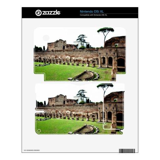 Ruinas de Roma DSi XL Skin