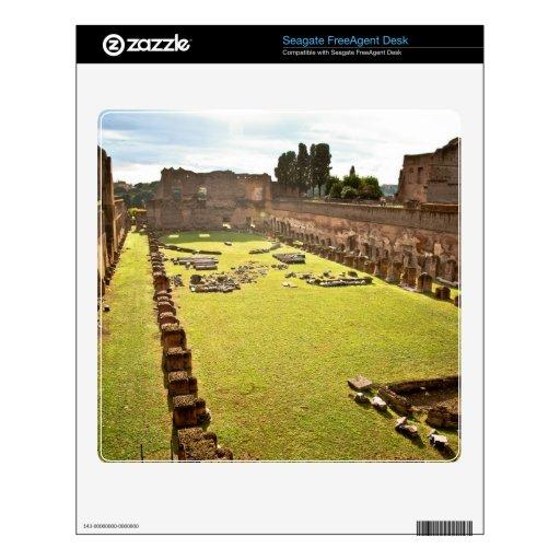 Ruinas de Roma FreeAgent Desk Skin