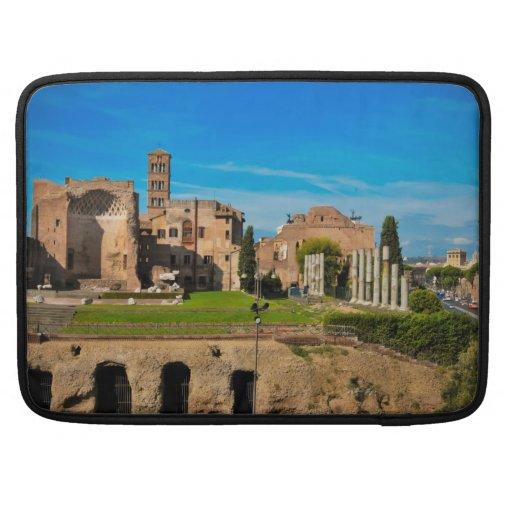 Ruinas de Roma Fundas Macbook Pro
