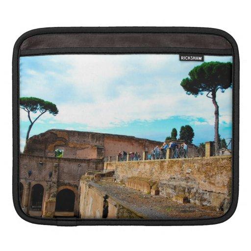 Ruinas de Roma Fundas Para iPads