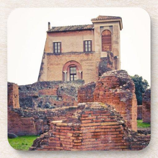 Ruinas de Roma Posavasos De Bebida