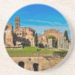 Ruinas de Roma Posavasos Personalizados