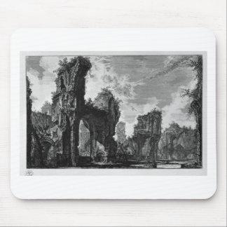 Ruinas de Sixtus, o ambas gran pasillo Mouse Pad