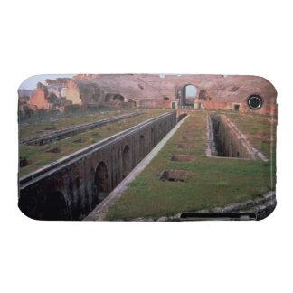 Ruinas del Amphitheatre, detalle de un giv de la Case-Mate iPhone 3 Coberturas
