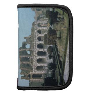 Ruinas del Amphitheatre, siglo I (foto) Organizadores
