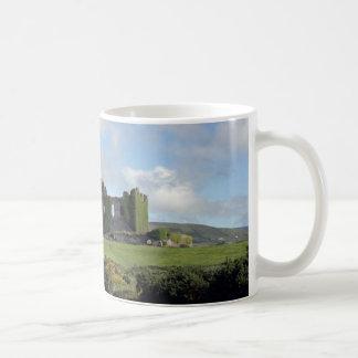 Ruinas del castillo de Ballycarbery Taza Clásica