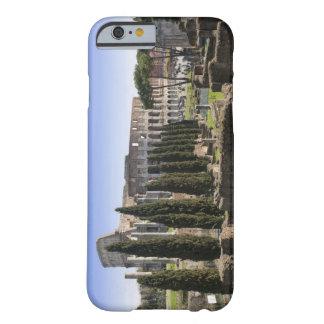 Ruinas del Colosseum romano de IL Palatino, Funda De iPhone 6 Barely There