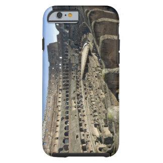 Ruinas del Colosseum romano, Roma, Italia Funda De iPhone 6 Tough