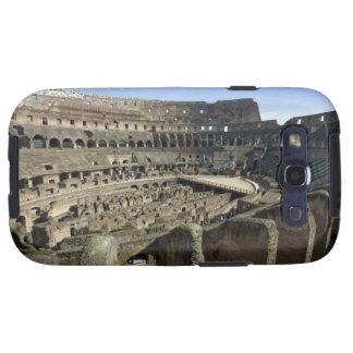 Ruinas del Colosseum romano, Roma, Italia Galaxy SIII Cárcasa