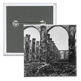 Ruinas del DES Comptes 2 de Cour Pin Cuadrada 5 Cm