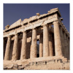 Ruinas del Griego Póster