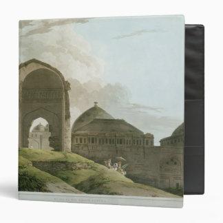 """Ruinas del palacio en Madurai Carpeta 1 1/2"""""""