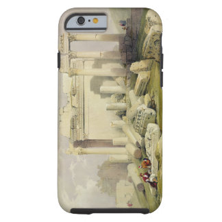 Ruinas del pórtico del este del templo del Baal Funda De iPhone 6 Tough