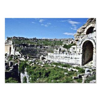Ruinas del teatro del griego clásico de Miletus - Anuncio Personalizado