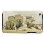 """Ruinas del templo de Kom Ombo, de """"Egipto y de N Case-Mate iPod Touch Fundas"""