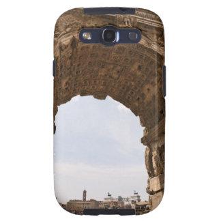 Ruinas en Roma, Italia Galaxy S3 Carcasa