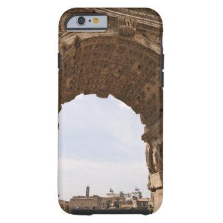 Ruinas en Roma, Italia Funda Para iPhone 6 Tough