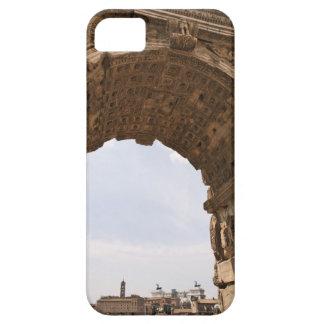 Ruinas en Roma, Italia iPhone 5 Carcasas
