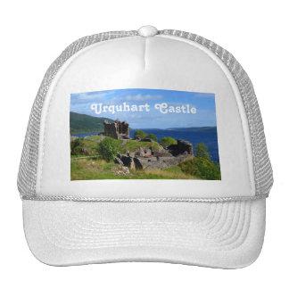 Ruinas escénicas del castillo de Urquhart Gorra