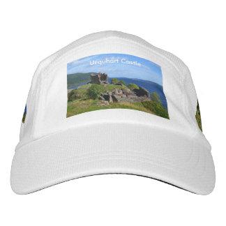 Ruinas escénicas del castillo de Urquhart Gorra De Alto Rendimiento