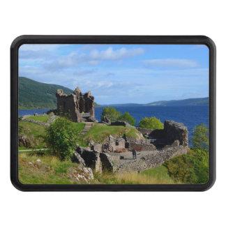 Ruinas escénicas del castillo de Urquhart Tapa De Remolque