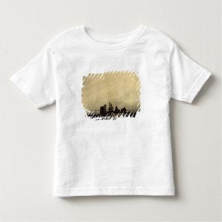 Ruinas feudales tee shirts