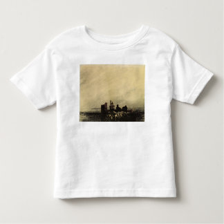 Ruinas feudales tee shirt