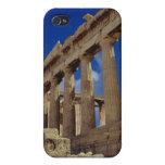 Ruinas griegas, acrópolis, Grecia iPhone 4/4S Funda