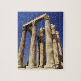 Ruinas griegas, Atenas, Grecia Puzzles Con Fotos