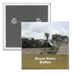 Ruinas mayas, Belice Pin