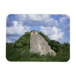 Ruinas mayas de Coba, península del Yucatán, Imanes Flexibles