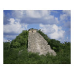 Ruinas mayas de Coba, península del Yucatán, Méxic Impresiones