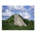 Ruinas mayas de Coba, península del Yucatán, Méxic Postal
