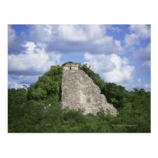 Ruinas mayas de Coba, península del Yucatán, Postales