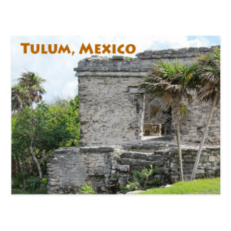 Ruinas mayas Quintana Roo México de Tulum Postal